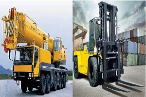 Forklift & Crane rental-hire construction equipment-kenya