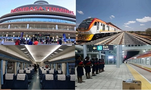 kenya standard gauge railway-best country in africa to invest