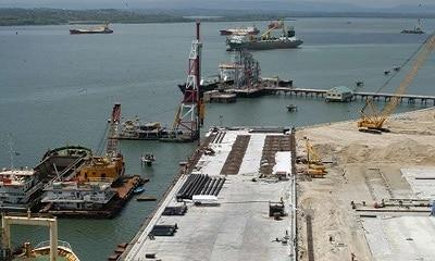 Kenya Lamu port project- LAPSSET