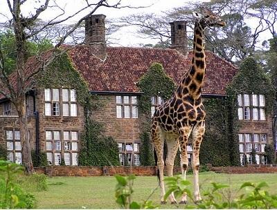 giraffe manor-Hotels-Nairobi