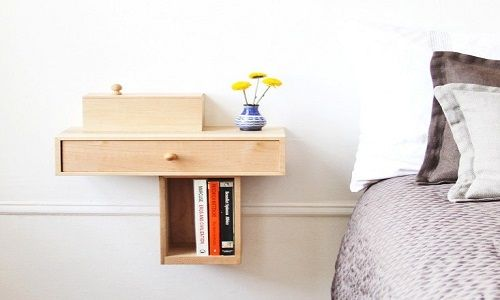 Bedside Tables-decor ideas
