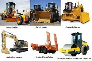 Heavy construction equipment rental-machinery-kenya-hire-Excavators, Bulldozers, Forklifts, Cranes