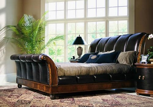 Leather Furniture-bedroom decor