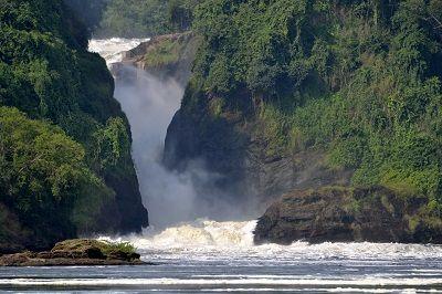 Murchison Falls-Africa