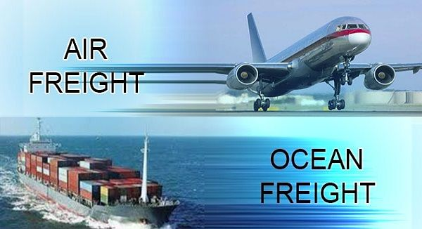 sea freight vs air freight-Famio Services
