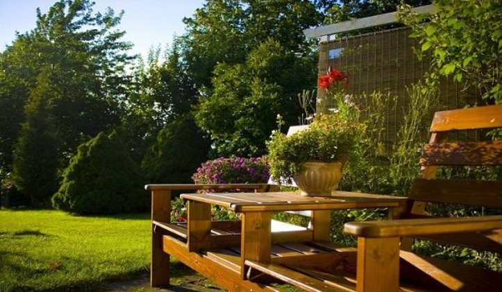 backyard-comfy outdoor-living space