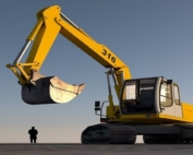 excavator machines-Famio Services
