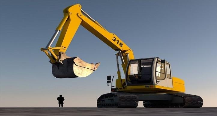 excavator machines-Famio Services