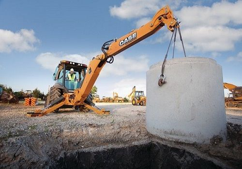 heavy lifting-excavator machines