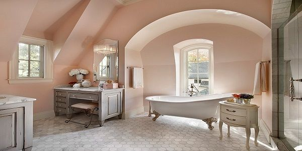 Bathtub-French Interior