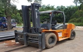 Forklift trucks-business