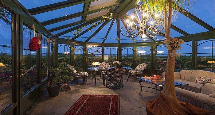 perfect garden room-glasshouse
