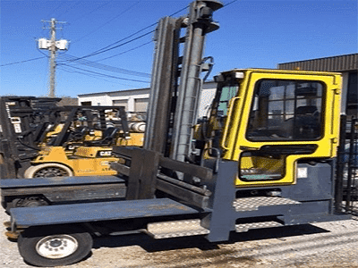 sideloader forklift trucks