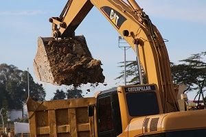 Hire Excavators-Excavator rental-Nairobi-Kenya