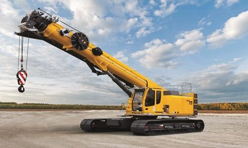 crawler cranes-crane machines