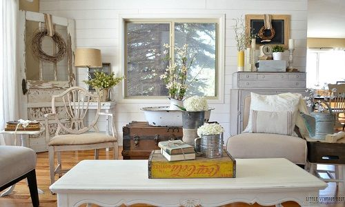 modern farmhouse design-chic
