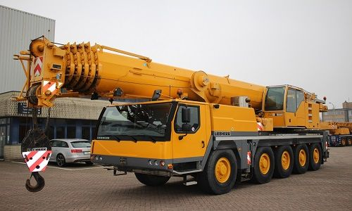 standard crane machines-all terrain cranes-types of cranes