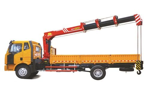 types of cranes-high up truck-truck mounted cranes
