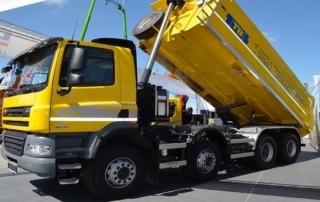 tipper truck types-types of dump trucks