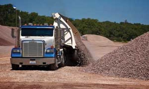 tipper truck types-types of dump trucks-side dump truck