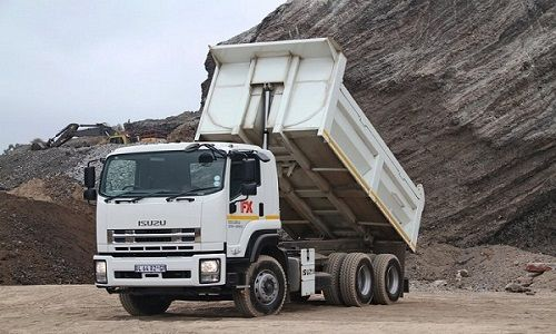 tipper truck types-types of dump trucks-standard tipper