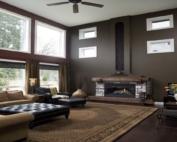 dark colors-home interior-design