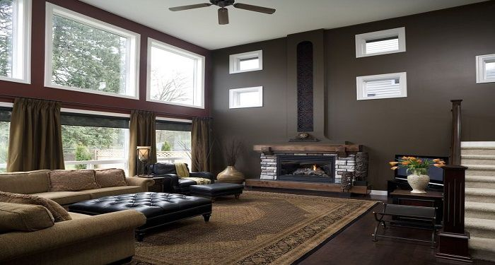 dark colors-home interior-design
