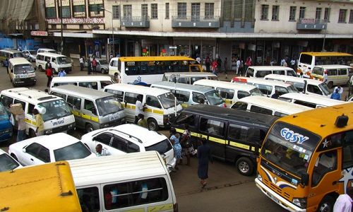 Kenya travel-matatu-forms of transportation