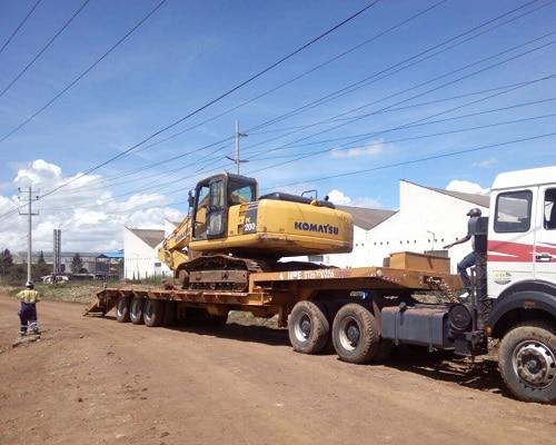 Famio Services Excavator Rental