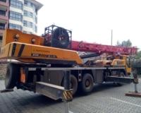 Famio Services 25Ton Crane For Hire1