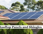 Rooftop Panels and Shingles