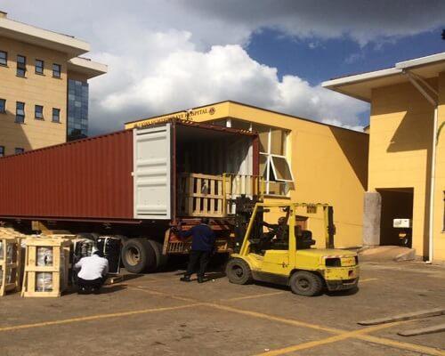 Forklift rental Nairobi