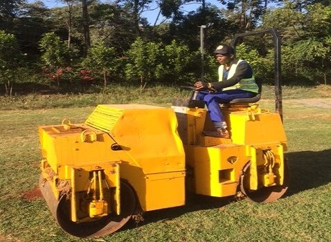 Roller Compactor Machine For Hire Nairobi-Kenya