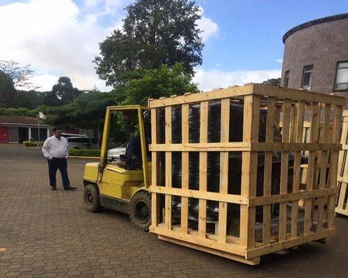 Forklift & Crane For Hire In Nairobi Kenya | Lifting Equipment Rental