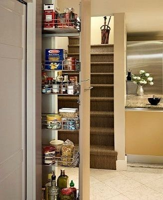 10 Clever Storage Ideas for Your Kitchen