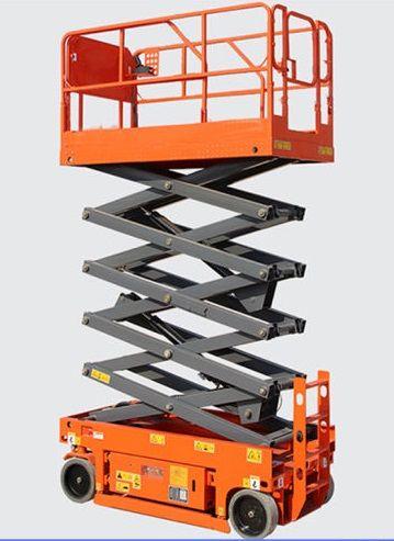Famio Scissor lift Kenya-Manlift For Hire